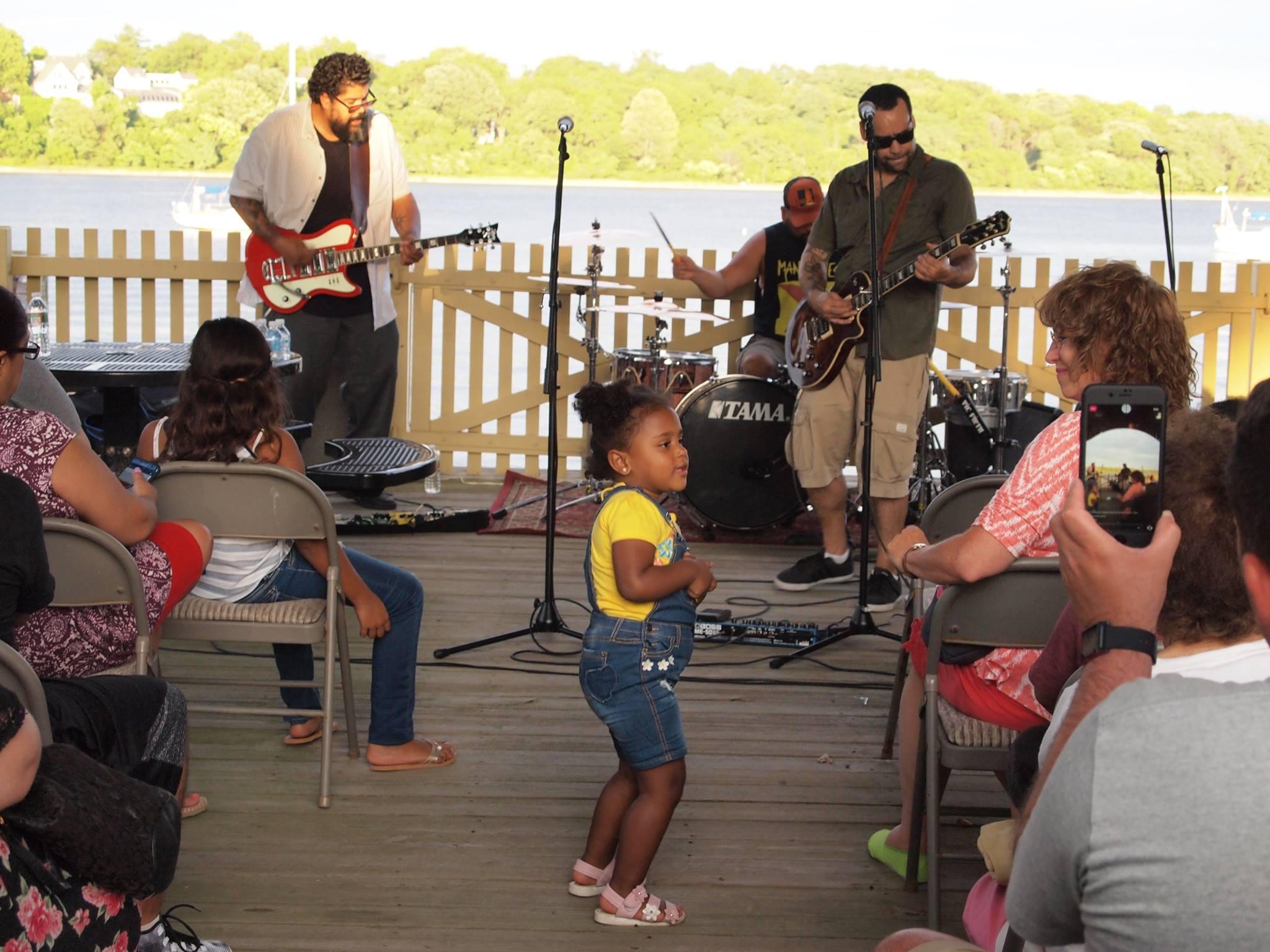 Destitute NJ Live at the Ferry Slip 2017