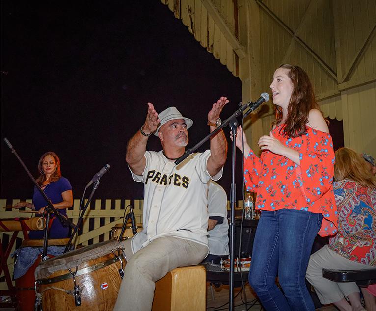 Segunda Quimbamba Live at the Ferry Slip Oct 7 2017_5
