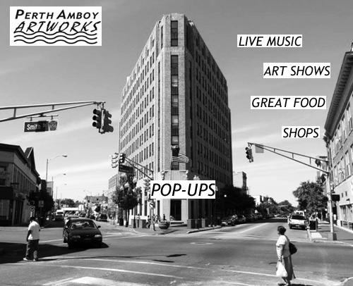 Perth Amboy Artworks Downtown Plan