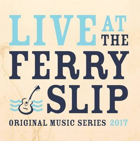 Perth Amboy Artworks Music Series Live at the Ferry Slip 2017