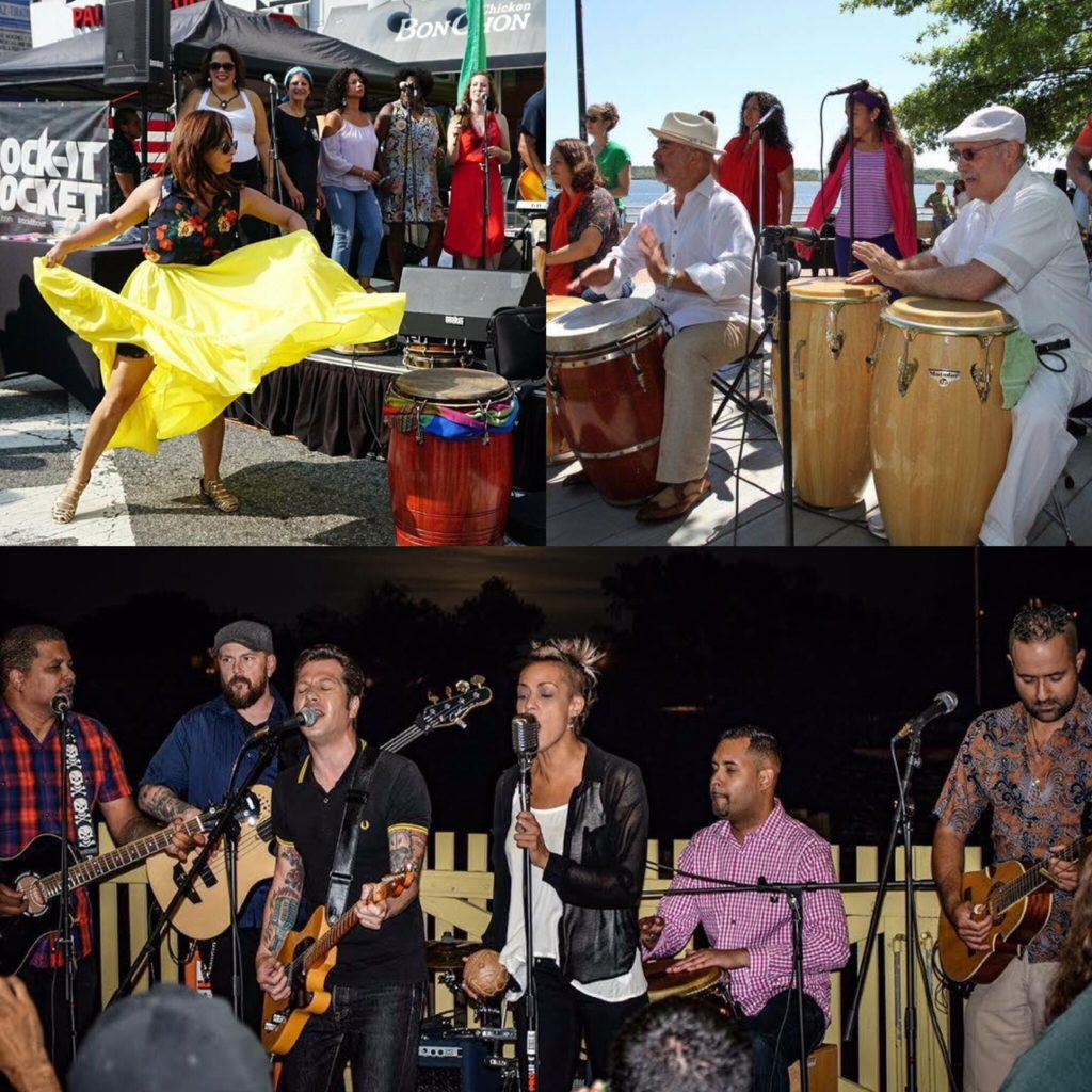Segunda Quimbamba and United States of Boogaloo Season Finale Concert Perth Amboy Artworks Live at the Ferry Slip Perth Amboy