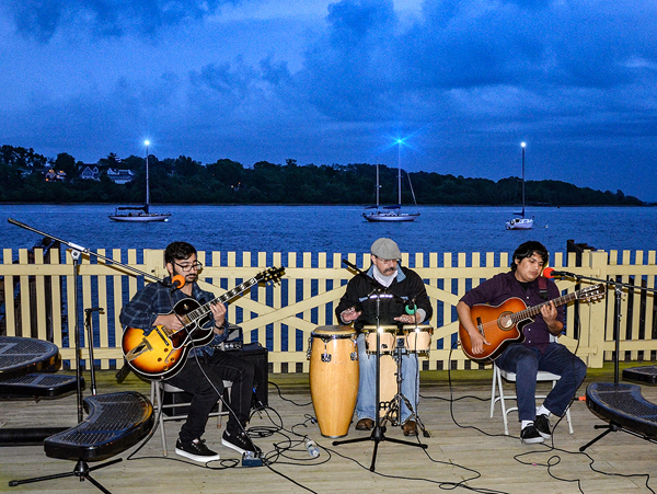 Perth Amboy Artworks Live Music Series at the Ferry Slip