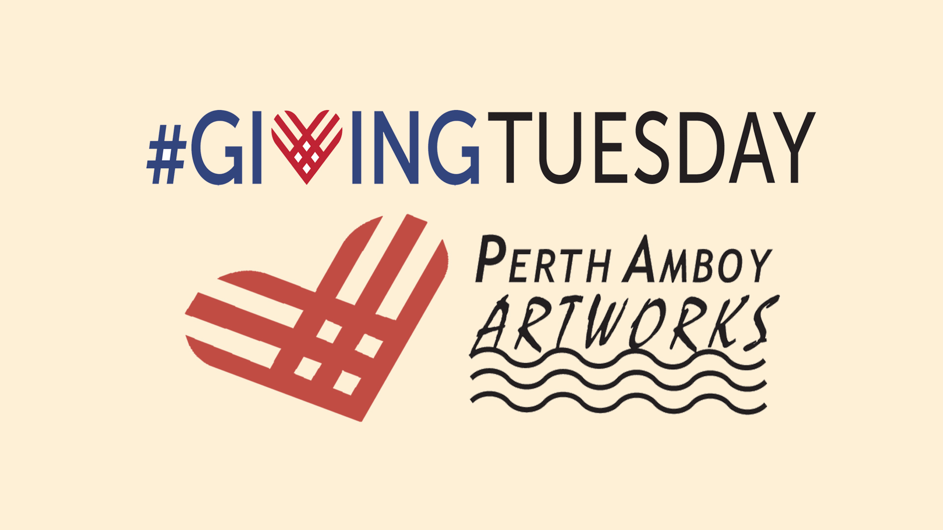 Giving Tuesday 2018 Perth Amboy Artworks