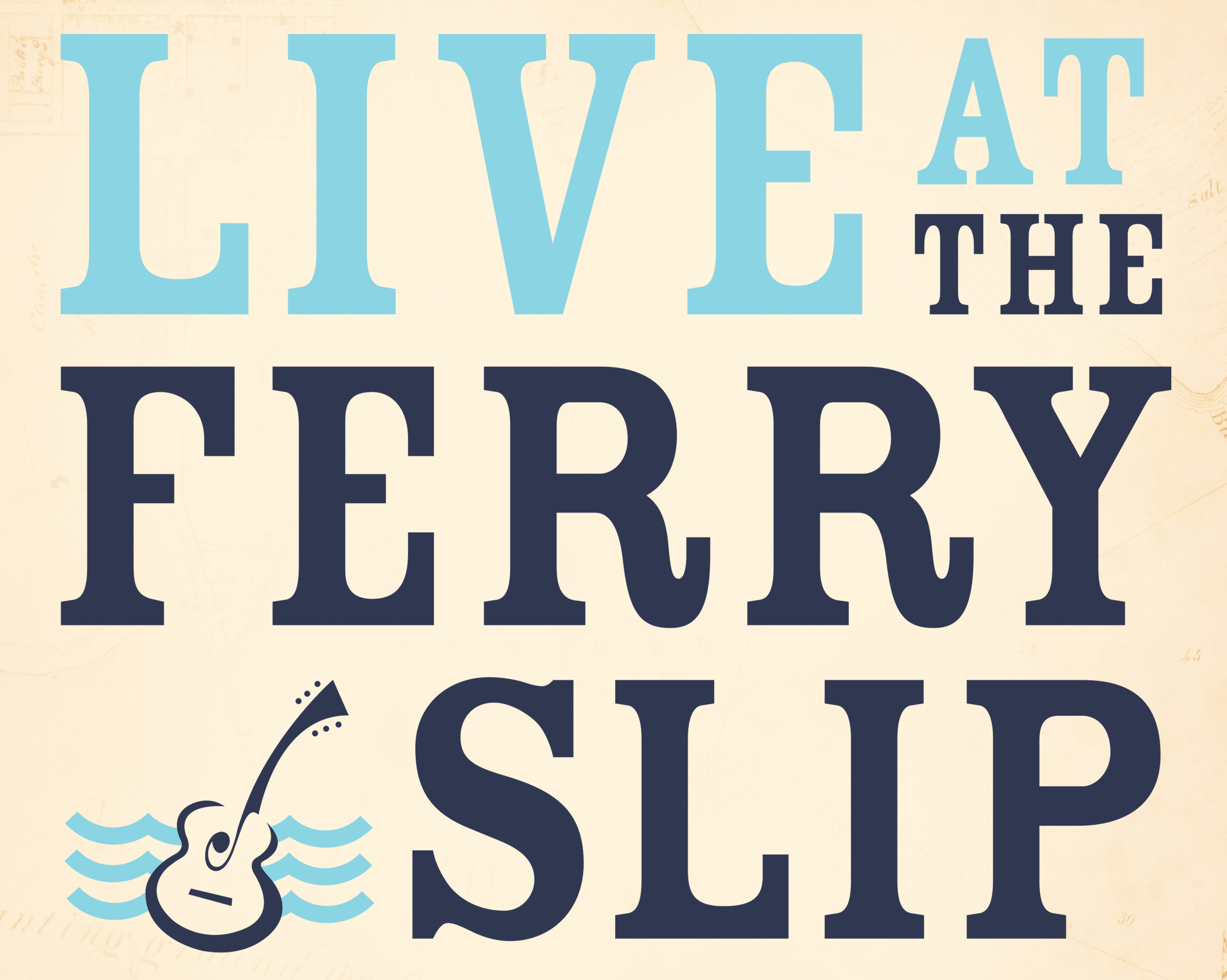 Live at the Ferry Slip Perth Amboy Artworks