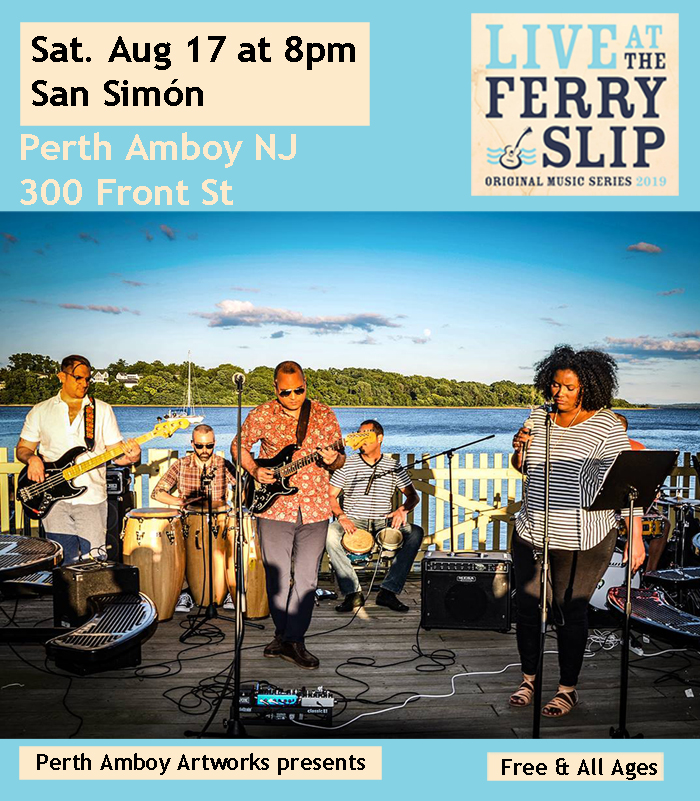 San Simon Live at the Ferry Slip Perth Amboy