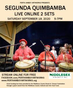 Segunda Quimbamba Live Online